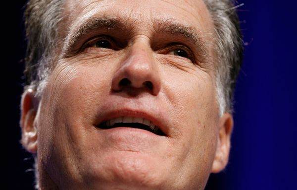 """Less than one month after losing the election to Obama, Romney <a href=""""https://www.huffpost.com/entry/mitt-romney-marriott-i"""
