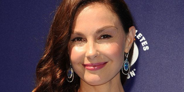 WESTWOOD, CA - SEPTEMBER 07:  Actress Ashley Judd attends the premiere of 'Dolphin Tale 2' at Regency Village Theatre on Sept