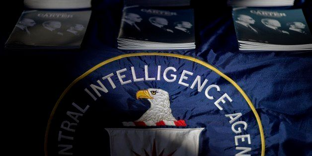 Packets containing declassified documents by the Central Intelligence Agency used by Former President Jimmy Carter in his pre