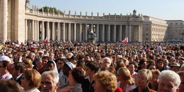 vatican   october 22  pope...