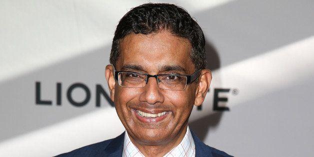 LOS ANGELES, CA - JUNE 30:  Filmmaker Dinesh D'Souza attends the premiere of Lionsgate Films' 'America' at Regal Cinemas L.A.