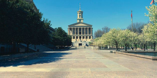 State Capitol of Tennessee, Nashville (Photo by Visions of America/UIG via Getty Images)