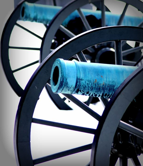 For this method, used around the world from the 16th century into the 20th century, a cannon was fired while a convict was st