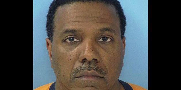 FILE- This June 8, 2012, file photo, provided by the Fayette County Sheriff's Office shows megachurch pastor Creflo Dollar. D