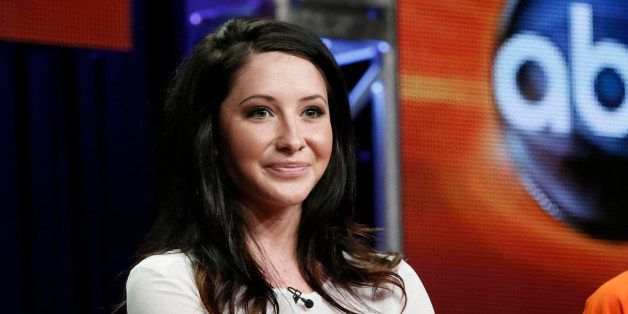 """Bristol Palin attends the """"Dancing with the Stars: All Stars"""" panel at the Disney ABC TCA Day 2 at the Beverly Hilton Hotel o"""
