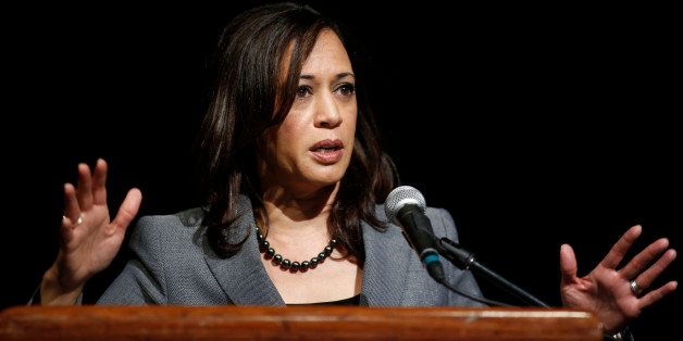 "Kamala Harris, California's attorney general keynotes the UCLA Law Review Symposium: ""Examining the Roots of Human Traffick"