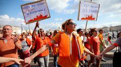 Η αλληλεγγύη στην πράξη. Γάλλοι διαδήλωσαν υπέρ της διάσωσης των προσφύγων στη