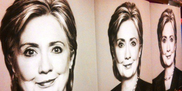 Hillary Clinton, by Mike Mozart of TheToyChannel and JeepersMedia on Youtube.