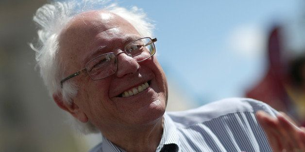 Prospective Presidential Candidate Bernie Sanders Scores High In New 'Climate Hawk'