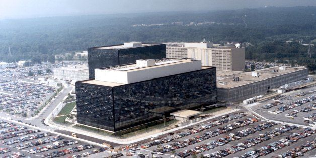 FT. MEADE, MD - UNDATED: (FILE PHOTO)    This undated photo provided by the National Security Agency (NSA) shows its headquar