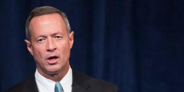 Maryland Governor Martin O'Malley speaks during the Center for American Progress 10th Anniversary Conference in Washington, D