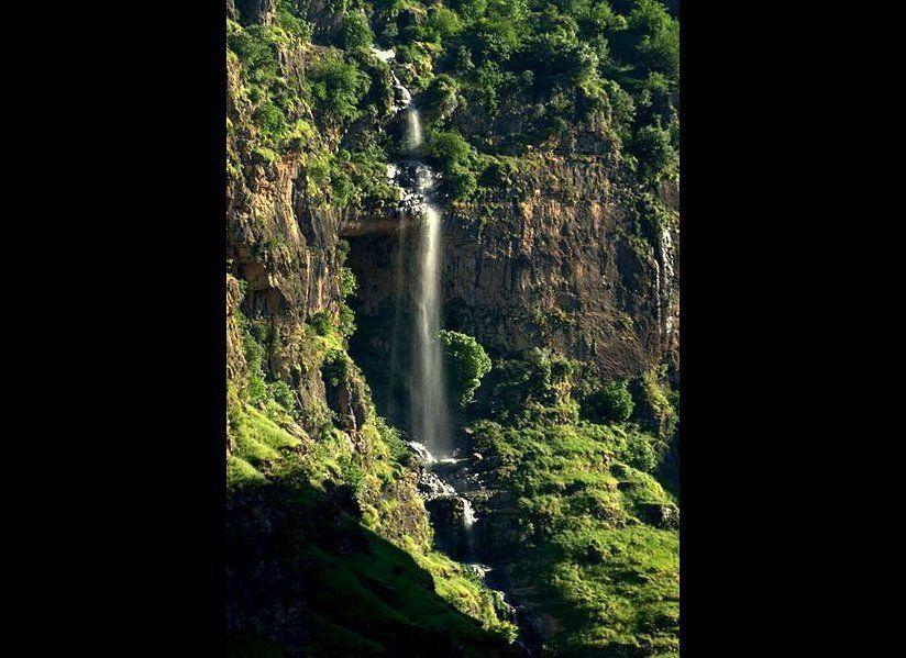 Waterfall in Iraqi Kurdistan (Photo: KRG)