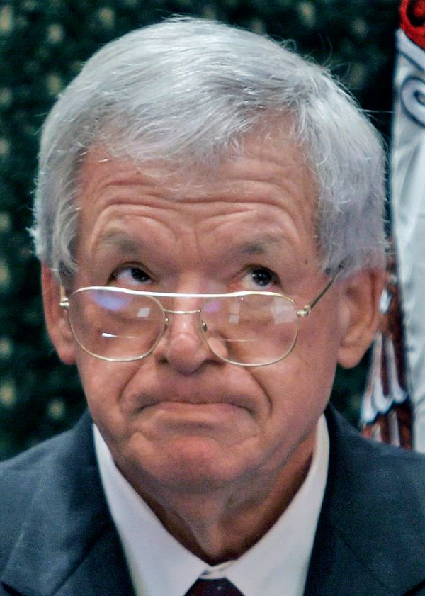 "Upon news of his indictment, Hastert <a href=""http://wgntv.com/2015/05/29/ex-house-speaker-dennis-hastert-resigns-from-firm/"""