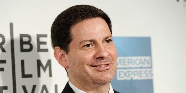 "Mark Halperin attends the world premiere of ""Knife Fight"" during the 2012 Tribeca Film Festival on Wednesday, April 25, 2012"