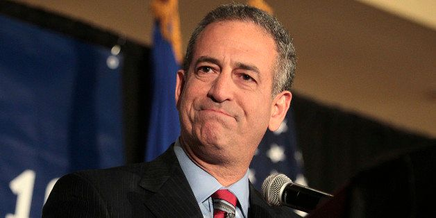 **ADVANCE FOR USE STARTING MONDAY DEC. 27 ** FILE ** This Nov 2, 2010 file photo shows Sen. Russ Feingold, D-Wis., making his