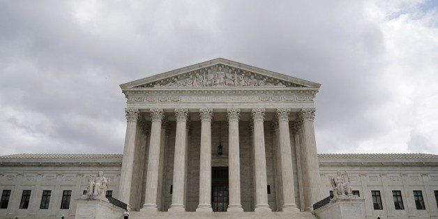 The US Supreme Court is seen on May 11, 2015.  AFP PHOTO/MANDEL NGAN        (Photo credit should read MANDEL NGAN/AFP/Getty I