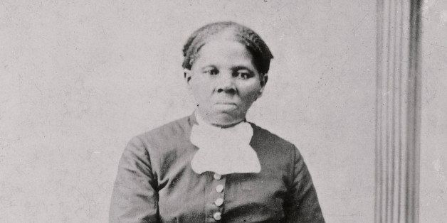 This photograph released by the Library of Congress and provided by Abrams Books shows Harriet Tubman in a photograph dating