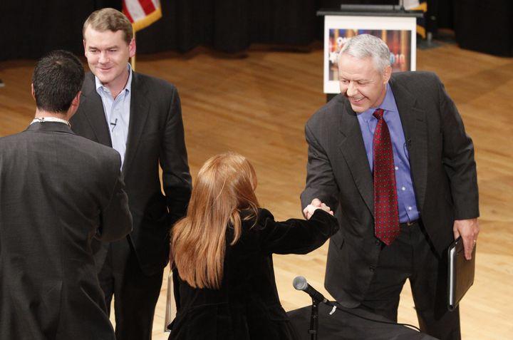 Rasmussen Poll Shows 'Virtual Tie' In Colorado Senate Race