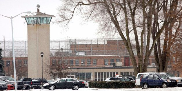 MILAN, MI - DECEMBER 28: The Federal Correctional Institution where Umar Farouk Abdulmutallab is being held is seen December