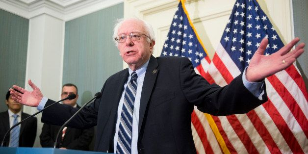 President Bernie Sanders Will Save America From Endless Counterinsurgency Wars and Protect Our Nation's Veterans