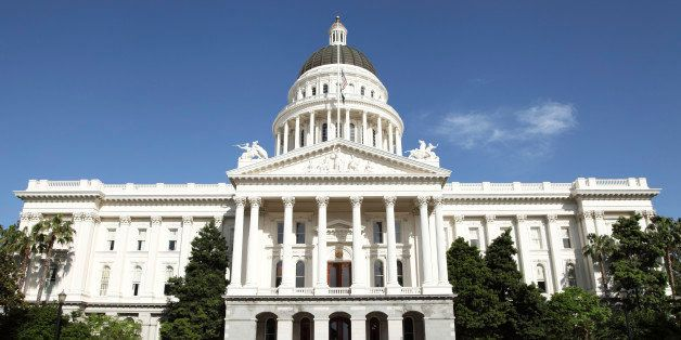 The California State Capitol is home to the government of California. The building houses the bicameral state legislature and