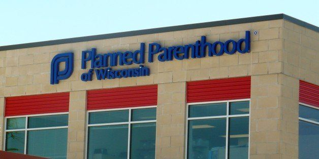 In this photo is the Madison South Health Center that is owned and operated by Planned Parenthood of Wisconsin and is one of