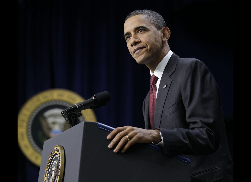President Obama issued the following statement on Saturday afternoon:  Today, the Senate has taken an historic step toward