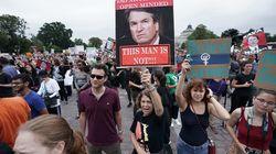 Chaos und wütende Proteste im US-Senat: Trump-Richter Kavanaugh
