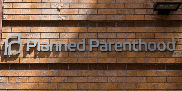 NEW YORK, NY - AUGUST 05:  A Planned Parenthood location is seen on August 5, 2015 in New York City. The women's health organ