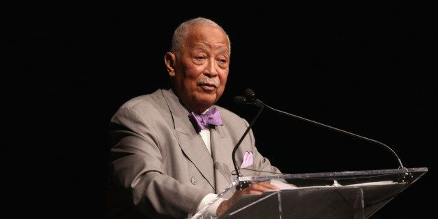a well deserved honor for mayor david dinkins huffpost
