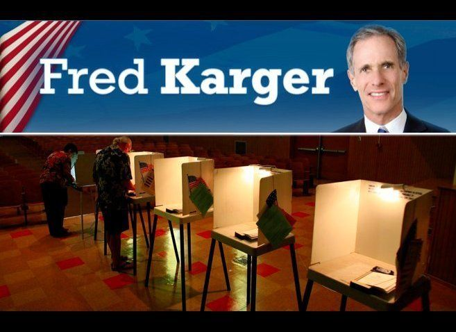 So, last week, Fred Karger actually became the first person in the GOP field to officially enter the Presidential race.  He i