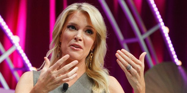 WASHINGTON, DC - OCTOBER 13:  News anchor Megyn Kelly speaks onstage during Fortune's Most Powerful Women Summit - Day 2 at t