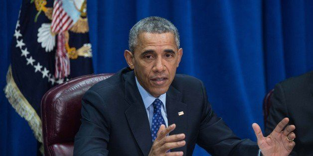 US President Barack Obama speaks about the Trans-Pacific Partnership (TPP) agreement at the Agriculture Department in Washing