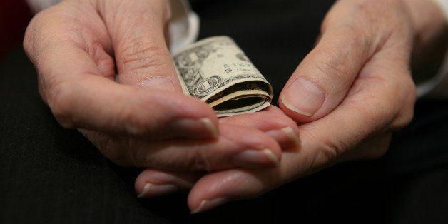 Senior Struggling Financially