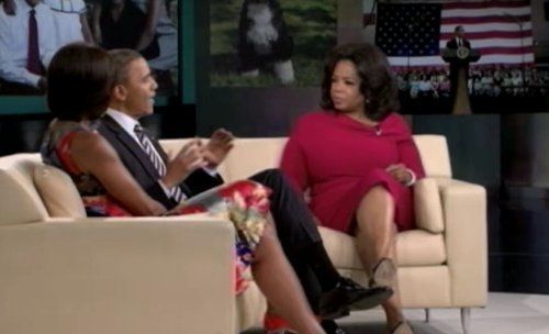 Image result for obama on oprah winfrey birth certificate