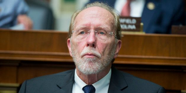 UNITED STATES - SEPTEMBER 30: Reps. Dave Loebsack, D-Iowa, attends a House Energy and Commerce Committee markup in Rayburn Bu