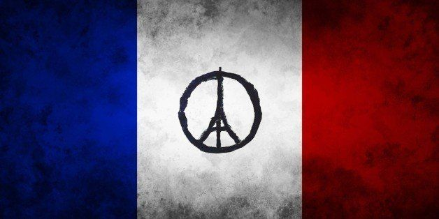 In Memory of the Lives Lost in Paris Attacks of Nov. 13, 2015