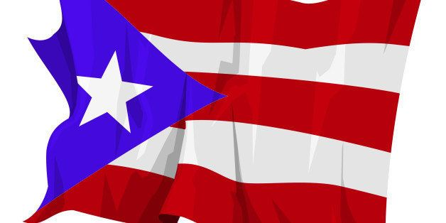 Flag series: Puerto Rico