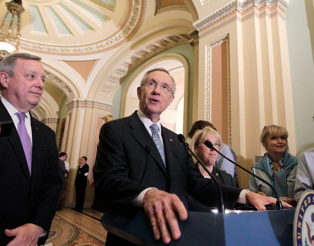 Democratic Senators Call For >> Democratic Senators Call For Job Creation As Part Of Deficit