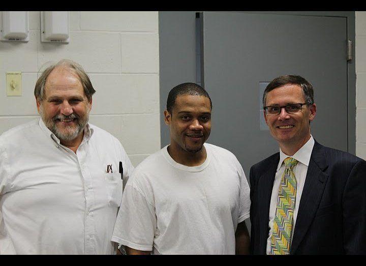 Bob Evans, Cory Maye, Ben Vernia, 2011.