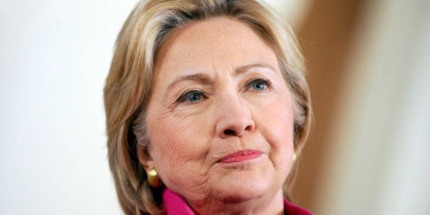 Photo by: Dennis Van Tine/STAR MAX/IPx 12/29/15 Hillary Clinton campaigning in Portsmouth, New Hampshire.