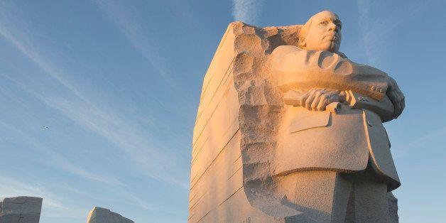 Martin Luther King Monument, Washington, DC