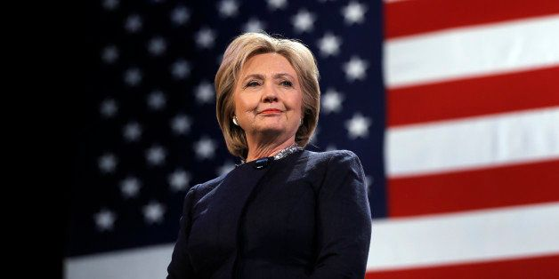 Democratic presidential candidate Hillary Clinton is introduced during a campaign stop Friday, Jan. 22, 2016, in Rochester, N