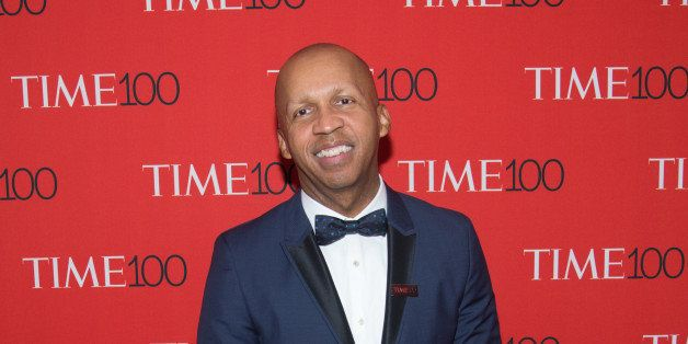 NEW YORK, NY - APRIL 21:  Honoree Bryan Stevenson attends the 2015 Time 100 Gala at Frederick P. Rose Jazz Hall at Lincoln Ce