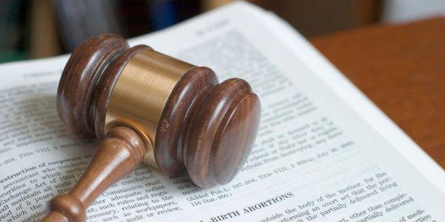 Law concept: partial birth abortion