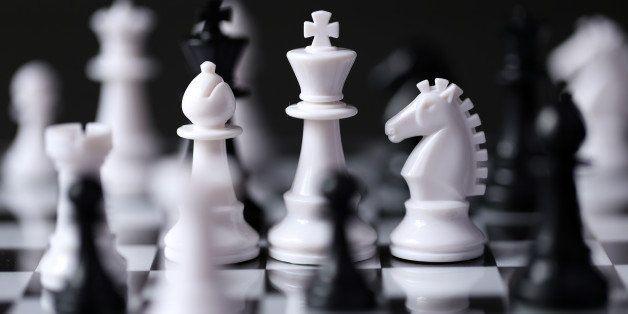 Chess, Chess Board, Chess Piece, Strategy, White, black, teamwork. team