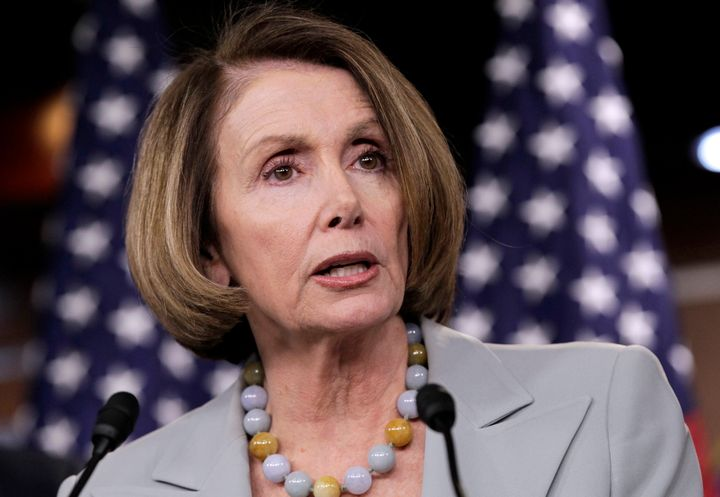 Louis Gohmert: Nancy Pelosi Golf Balls Make People Put
