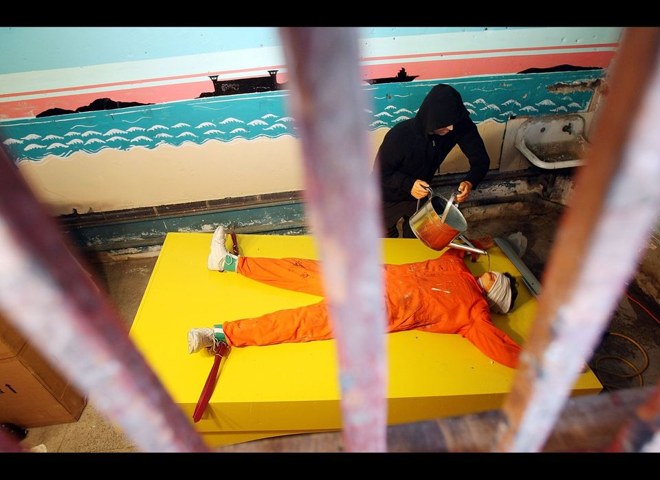 "Waterboarding -- no matter what Cheney says -- has been one of the most notorious forms of torture <a href=""http://www.npr.or"