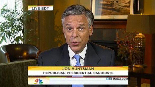 Jon Huntsman: Controversy Over Obama Speech 'Nonsense