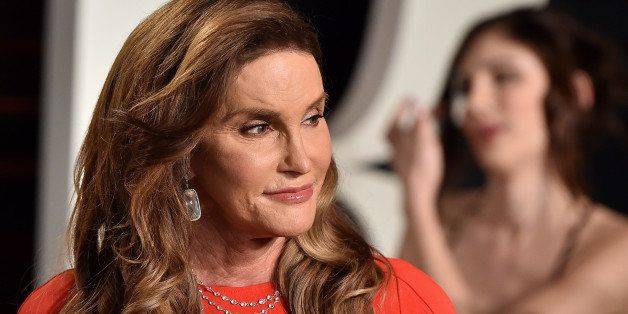 BEVERLY HILLS, CA - FEBRUARY 28:  TV personality Caitlyn Jenner arrives at the 2016 Vanity Fair Oscar Party Hosted By Graydon